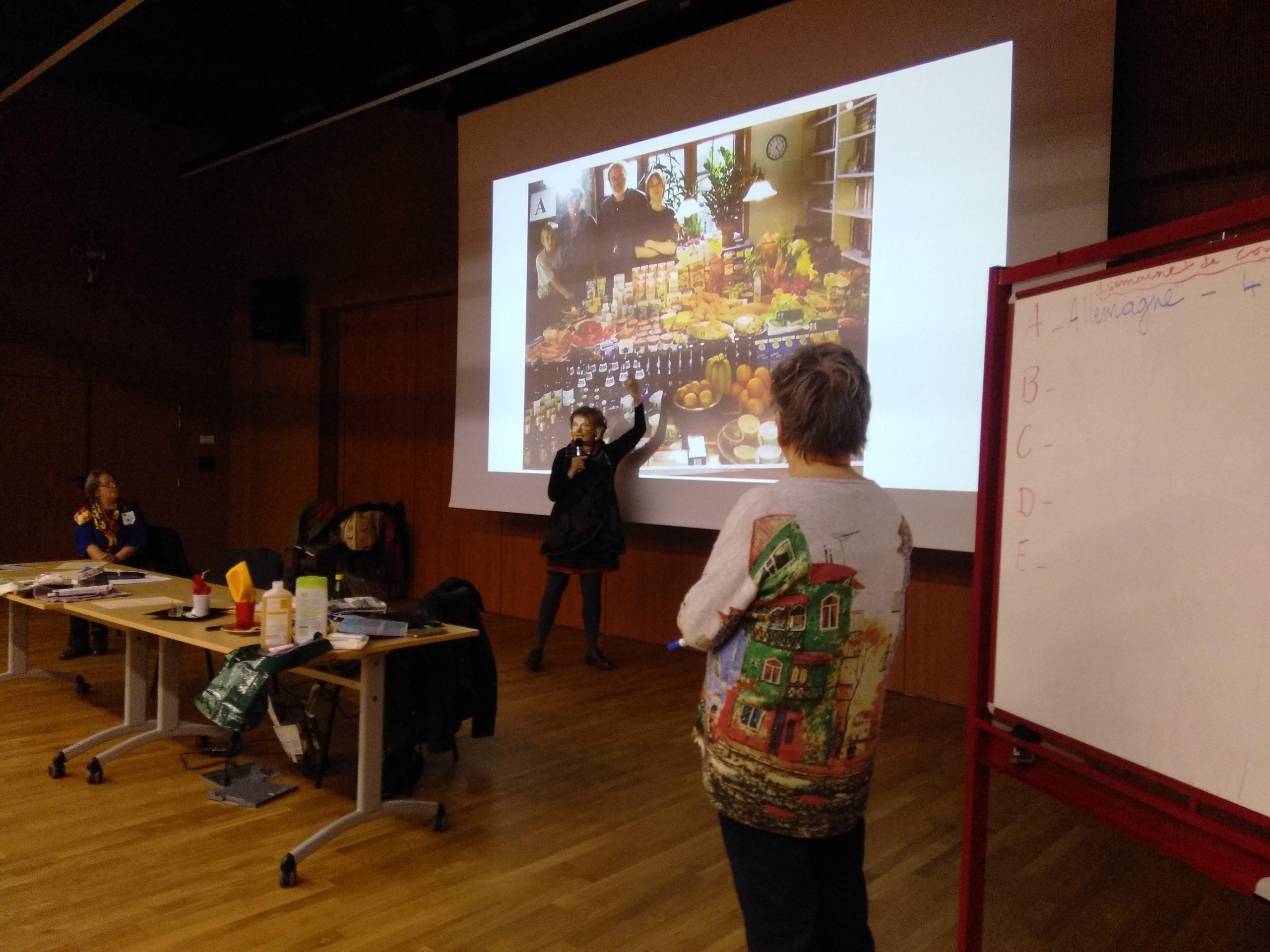 Semaine du développement durable au collège Le Sacré-Coeur : Polen intervient, auprès des 6èmes, sur les déchets
